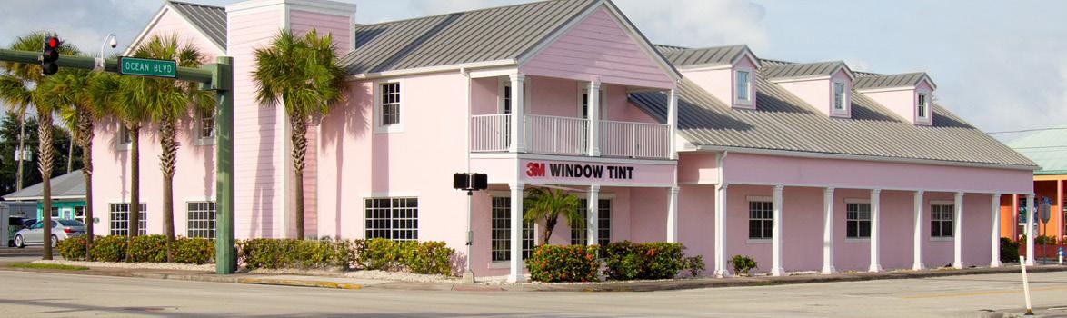 window tint port st lucie